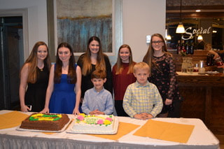 2018 Co. Leitrim Society of NY Scholarship Recipients