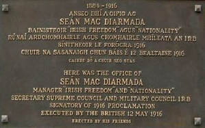 Monument to Sean MacDermott